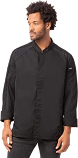 Chef Works Men's Valencia Chef Coat