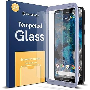 Caseology Google Pixel 4 XL protector de pantalla de vidrio templado Paquete de 1 9H