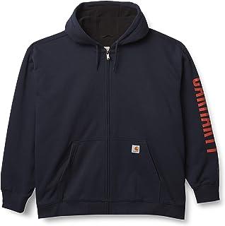 Men's Rain Defender Original Fit Fleece Lined Logo...