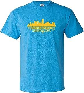 UGP Campus Apparel City, State Skyline - Hometown Pride, State Pride T Shirt
