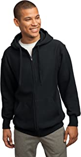 Sport-Tek Men's Super Heavyweight Full Zip Hooded