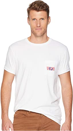 Short Sleeve Knockout Soccer Pocket Tee