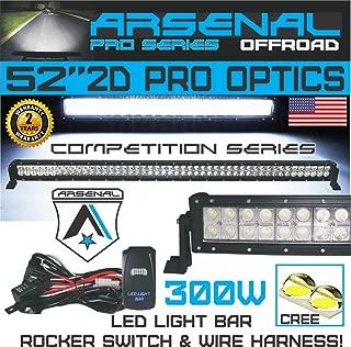 arsenal light bar