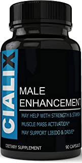 Cialix Male Enhancement Supplement Enhancing Pills for Men 1 Month Supply Endurance and Strength Booster