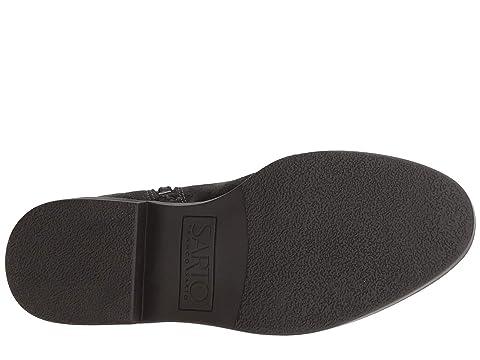 Franco Sarto Coley Black Leather