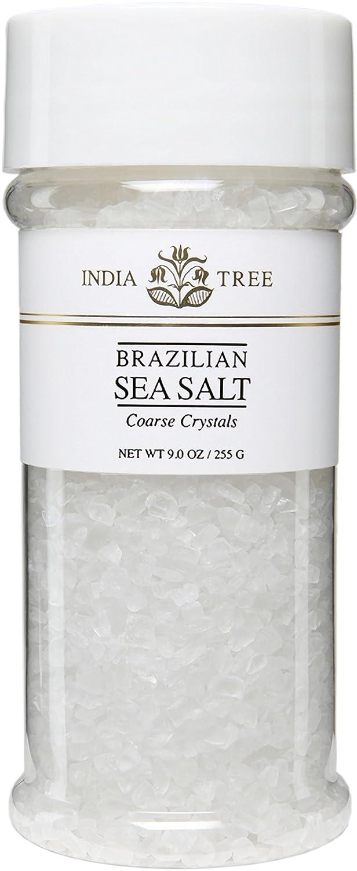 India Tree Sea Salt Max 41% OFF Coarse 9.0-Ounce 4 Pack Washington Mall of