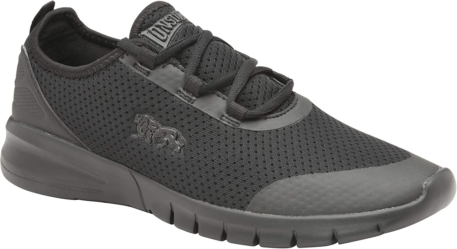 Lonsdale Womens Ladies Zambia Sneakers