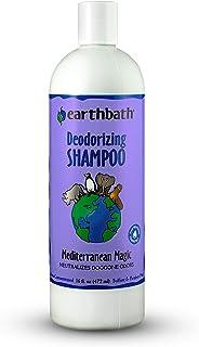 Earthbath Natural Mediterranean Magic Deodorising Shampoo With Rosemary Scent, 16Oz