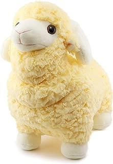 ADORE 14 Standing Marshmallow the Suffolk Sheep Plush Stuffed Animal Toy Adore Plush Company