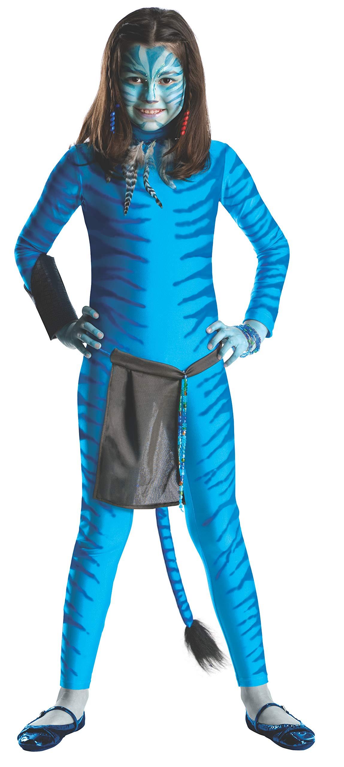 Rubbies - Disfraz de avatar para niña, talla M (5-7 años) (884294 ...