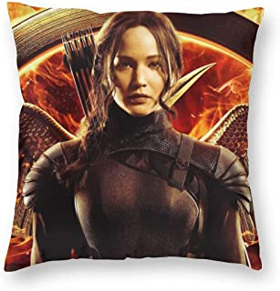 XINPULONG Throw Pillow Case Decorative Cushion Pillow Cover Square Pillowcase (16 x 16 inch) Twin Sides Print