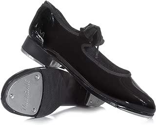Adult Tap Star Ribbon Tie Elastic Tap Shoes T9015