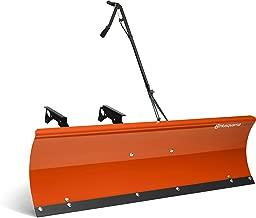 husqvarna tractor plow
