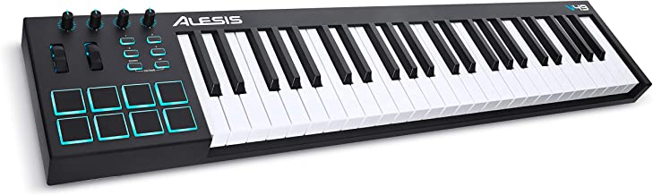 Alesis V49 - 49 Key USB MIDI Keyboard Controller with 8 Back