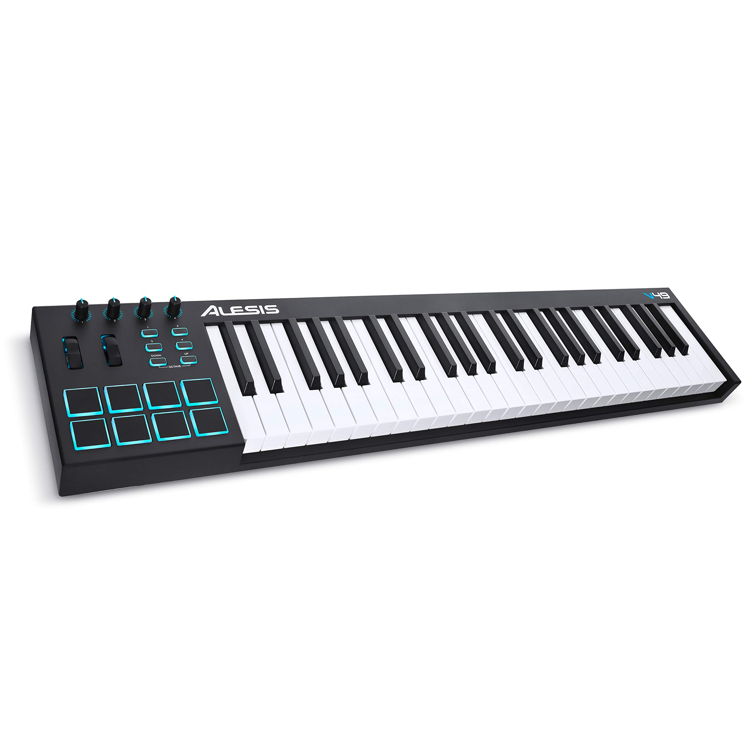 Alesis V49 Keyboard Controller Buttons