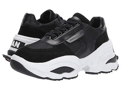 DSQUARED2 Monster Runner Sneaker (Black/White) Men