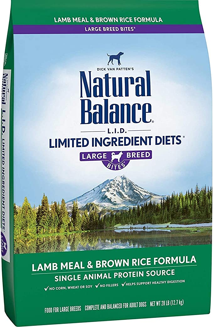 Natural Balance L.I.D. Limited Ingredient Diets Large Breed | Chewy