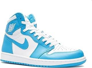 Nike Air Jordan 1 Retro 2015 High OG UNC Powder Blue 555088-117 Size 15