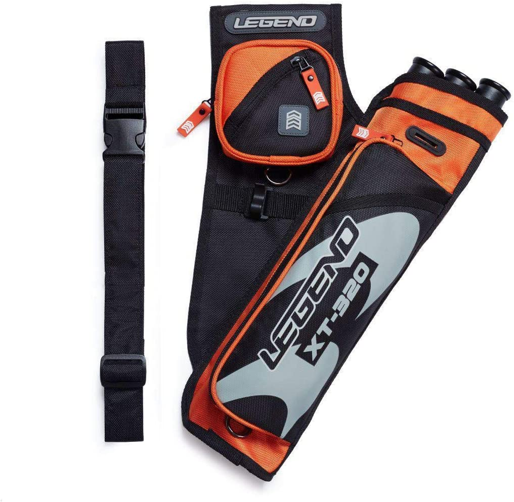 Indianapolis Mall Legend XT320 Hip Quiver for Arrows Strap Belt Long Beach Mall Waist - Adjustable