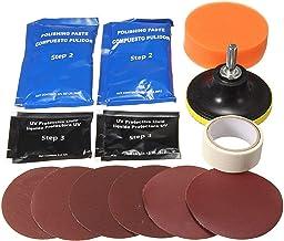 LHQ-HQ Headlight Lens Restoration Cleaner Kit Plastic Light Polijsten Cleaner Repair Tool