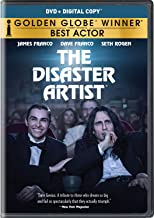 The Disaster Artist - DVD + Digital