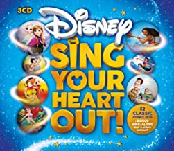 Disney Sing Your Heart Out / Various