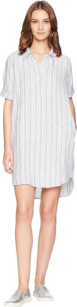 Allen Allen Boxy Pullover Dress