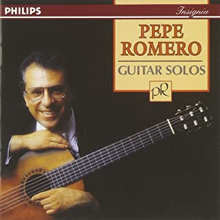 Albeniz / Granados / Romero / Sor: Guitar Solos