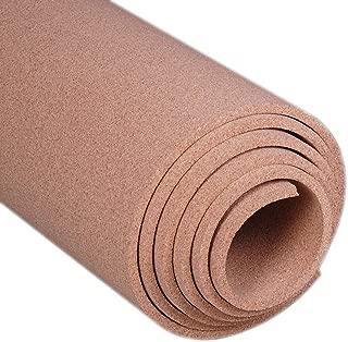 Manton Cork Roll, 100% Natural, 4' x 8' x 1/2