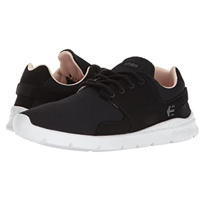 etnies Scout XT (Black/Pink/White) Women