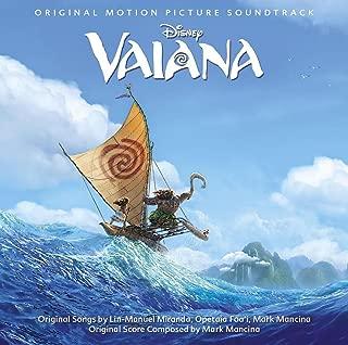 Vaiana: La Legende Du Bout Du Monde Original Soundtrack