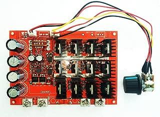 Leadrise 10-50V 60A DC Motor Speed Control PWM HHO RC Controller 12V 24V 48V 3000W MAX
