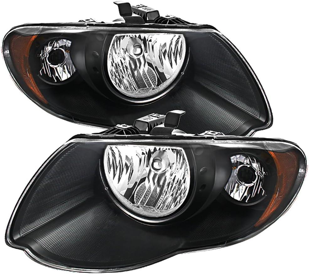 VIPMOTOZ Black 予約販売 Housing 受注生産品 OE-Style Assembly Headlamp For Headlight