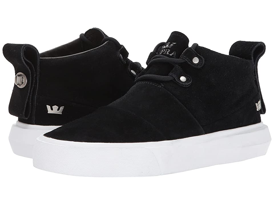 Supra Charles (Black/White) Men