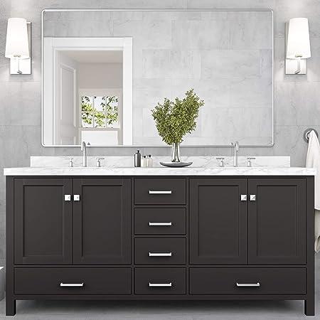 ariel bathroom vanity 73 inch double