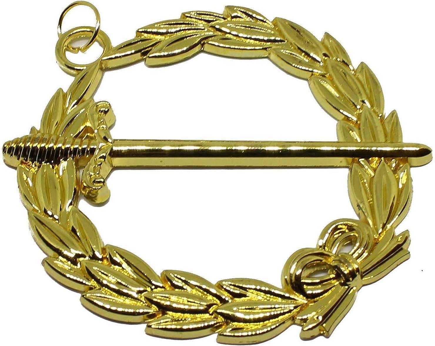 Masonic Sword Collar Grand Lodge Jewel - Tyler/Tiler/Outer Guard