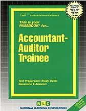 Accountant-Auditor Trainee(Passbooks) (Career Examination Series)