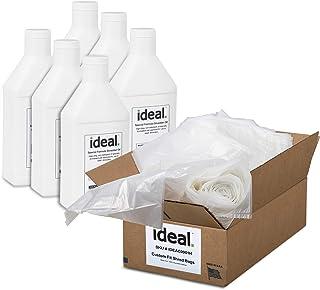 ideal. 4002 Centralized Office Shredder with 44 Gallon Bin and 1.75 Horse Power Motor (Bag and Oil Starter Kit)