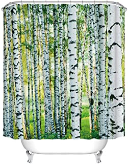 birch white color