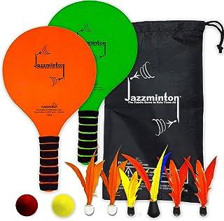 Jazzminton Paddle Game