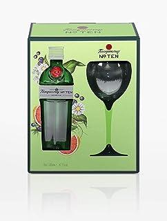 Tanqueray Ten Gin, 700 ml - Confezione Regalo con Bicchiere