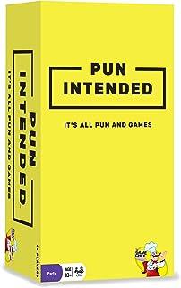 Pun Intended - All Pun and Games - بازی ایده آل برای دوستداران Pun