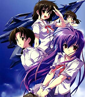 TianSW Soukyuu no Fafner Dead Aggressor - Right of Left (14inch x 16inch/35cm x 40cm) Waterproof Poster No Fading