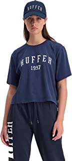 Huffer Women's Bella TEE/HFR Colour