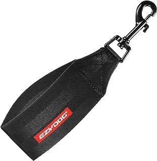 EzyDog Universal Dog Car Restraint - Dog Seat Belt Safety Lead - Abrasion-Resistant Vehicle Seatbelt Harness Attachment wi...