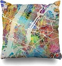 decorative city maps