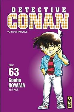 Détective Conan - Tome 63 (Shonen Kana) (French Edition)