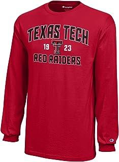 Champion NCAA Youth Boy's NCAA Boy's Long Sleeve Jersey T-Shirt