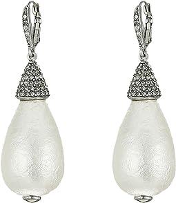 Oscar de la Renta - Drop P Earrings