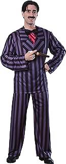 Rubie's Men's The Addams Family, Gomez Adams Adult Costume